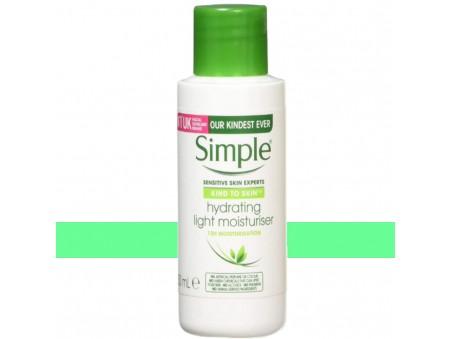 Simple Lehký Hydratační Krém